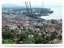 Bregenz: Pfänderbahn