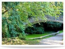 Lindau: Linden Park ( Badschachen )