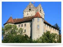 """Alte Burg """"Meersburg"""""""