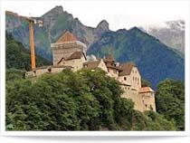 Schloß Vaduz (Liechtenstein)