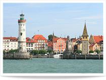 Bodensee: Reisen mit Erlebnis