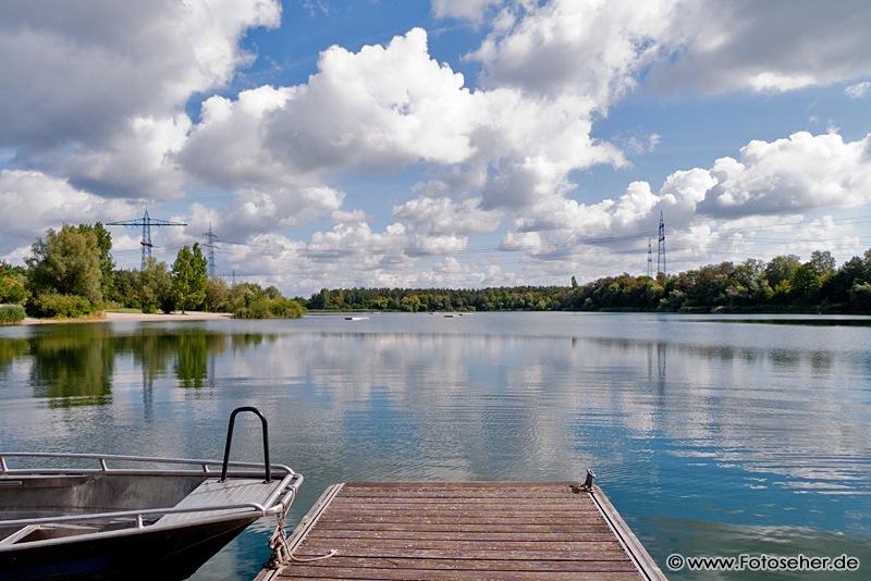 Fotos und Panoramafotos vom Forster Freizeitpark Heidesee