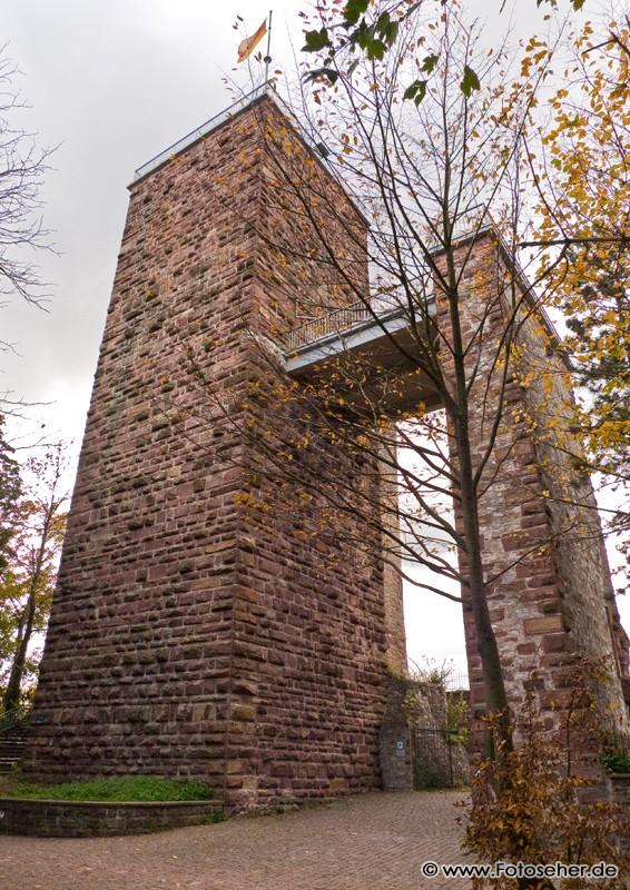 Ausflugsziel: Der Karlsruher Turmberg